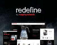 Redefine by Morphy Richards