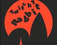 Thirty Logos Challenge #3 - Twitchy Rabbit