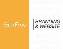 Guiltfree Branding & Website
