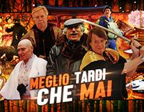 Meglio Tardi Che Mai (MTCM)