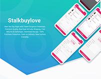 Stalkbuylove Mobile App