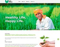 Agro Muscat Website