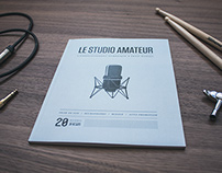 Le studio amateur