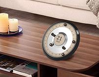 ROVA - An interactive clock for the elderly