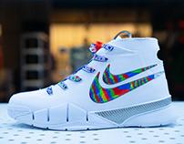 Nike - House Of Innovation customisation