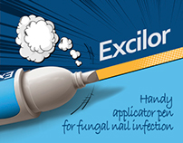 Excilor - treatment for fungal nail infection