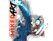 Mixed Art Photoshop Action CS3+