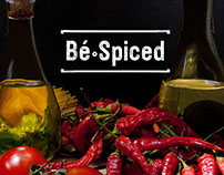 Be.Spiced - Packaging and Logo