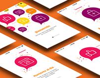 App Intro Screens