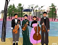 四重奏-Quartet