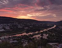 Sunrise/Sunset Altmühltal