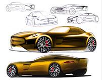 Automotive design portfolio 2016