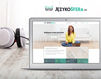 Jezykosfera - website