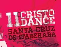 Cristo Dance 11 / Identidade Visual