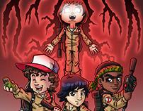 Stranger Things II - Ghostbusters