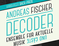 Decoder: poster & flyer design
