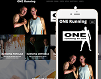 ONE Running to live