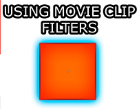 Movie Clip Effects and 3D in Flash/Animate CC