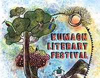 Cover Design for Kumaon Literature Festival