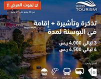 Tourism Social Media Campz