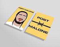 Post Malone Prints