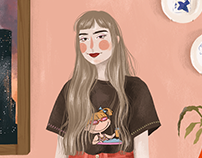 Personal Illustrations II