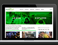 Concept. University of the Fraser Valley website