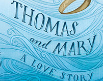 'Thomas and Mary' Book Cover