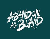 Sir Kensington's - Abandon All Bland