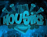 Logotipo para Mousikê