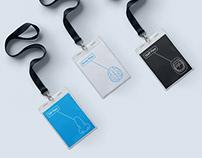 Exhibition branding – University poroject