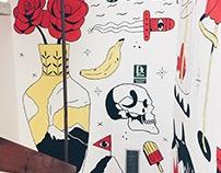 Betahaus Mural