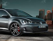 Volkswagen - Golf Variant GTD