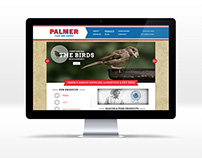 Palmer Feed Website