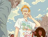 Ye Meno _ Illustration