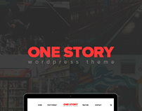 One Story | WordPress Theme