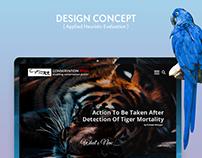 CI - Web Design Concept