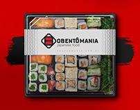 ObentôMania - Rebranding + Id. Visual
