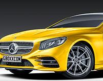 2020 Mercedes S-Class Wagon