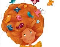 """children's magazine """"let friends"""" Book publishing house"""