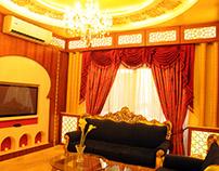 Arabian themed suite- Management Development Centre