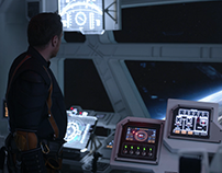 LOST IN SPACE S01 | Screen Graphics