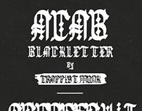 ACAB font