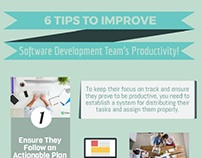 6 Tips To Improve Software Development Team's Productiv