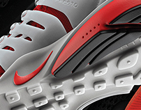 Nike Presto | 3D | 1