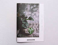 Lookbook 24Colours