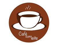 Logo: Café com Leite