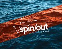 Spin Out Windsurfing | Logo & Corporate ID Design