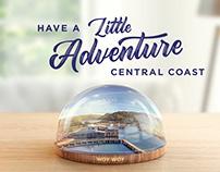 Central Coast Council - 'Have a Little Adventure'