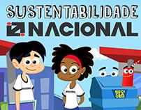 Colégio Nacional - Projeto Sustentabilidade